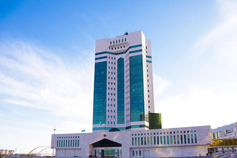 Талгат Жанжуменов назначен вице-министром индустрии и инфраструктурного развития РК
