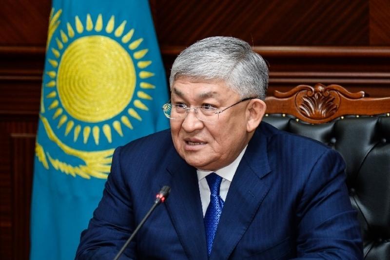 Габидулла Абдрахимов исчерпал кредит доверия - Крымбек Кушербаев