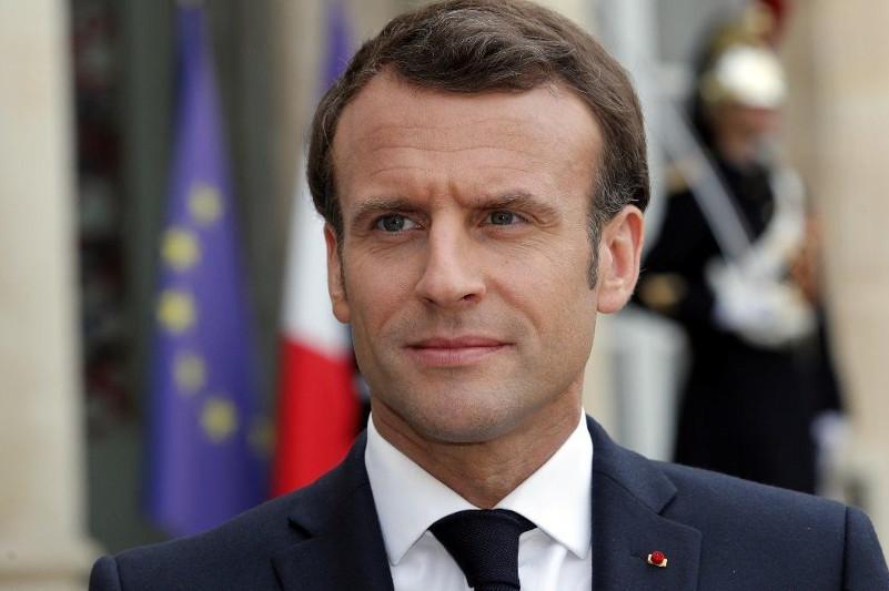 托卡耶夫:期待法国总统马克龙访问哈萨克斯坦