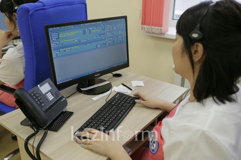 Дети парализовали работу call-центра скорой помощи Костаная