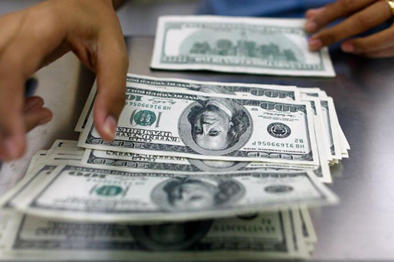 今日终盘汇率:美元兑坚戈1:384.21