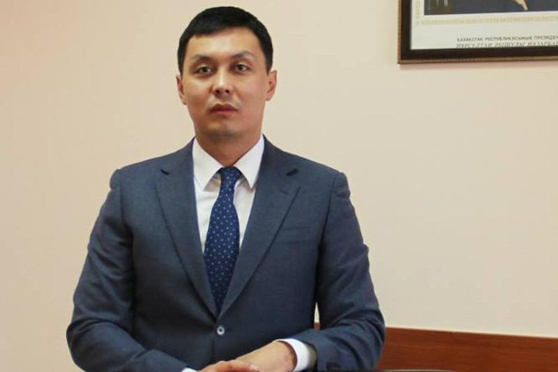 Назначен руководитель антикоррупционной службы в Шымкенте