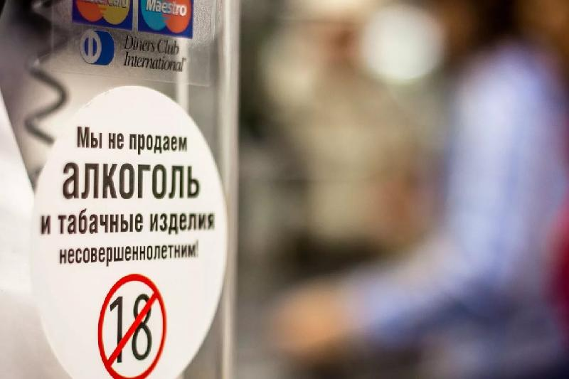 Акмолинские полицейские обратились к продавцам алкоголя