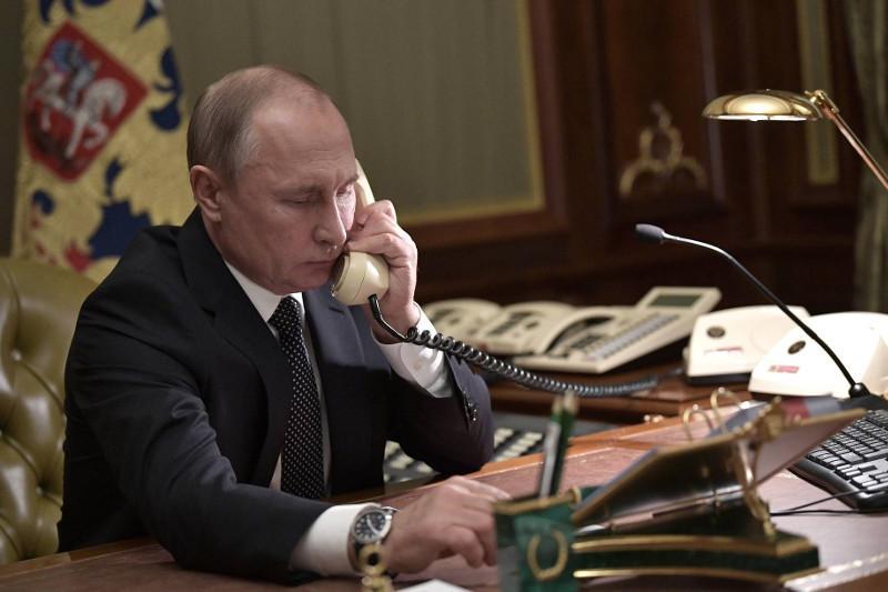 特朗普提议为俄罗斯灭火提供帮助