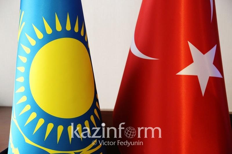 哈萨克斯坦与土耳其经贸合作高速发展