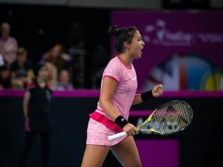 WTA华盛顿公开赛:迪亚斯晋级八强