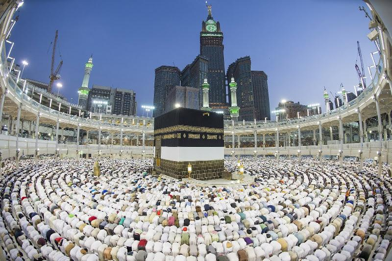 今年已有130万朝觐者抵达沙特