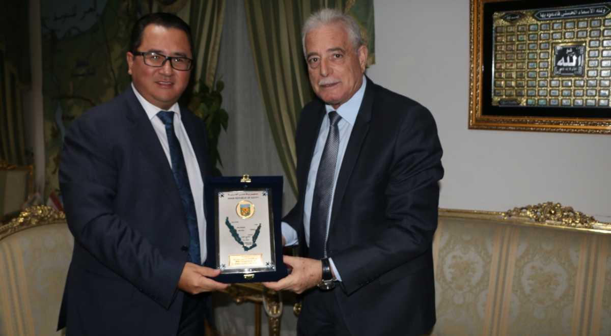 哈萨克斯坦与埃及加强旅游领域合作