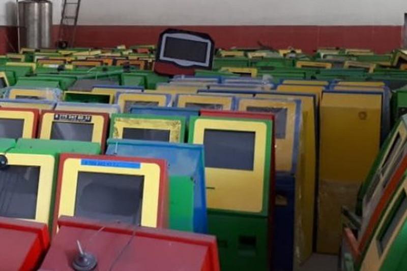 Онлайн-кептелістер ойын автоматтарын ойнаңыз