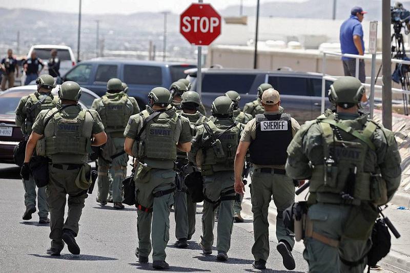 Техастағы сауда орталығындағы атыс: 20 адам қаза тауып, 24-і жарақат алды
