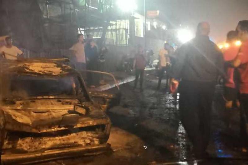 Жертвами ДТП и взрыва в Каире стали 17 человек