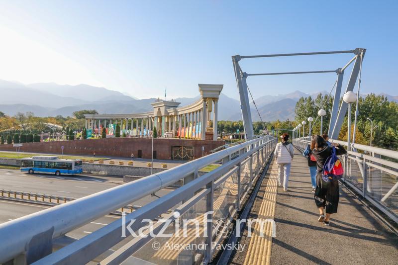 Специальные датчики позволят следить за качеством воздуха в Алматы