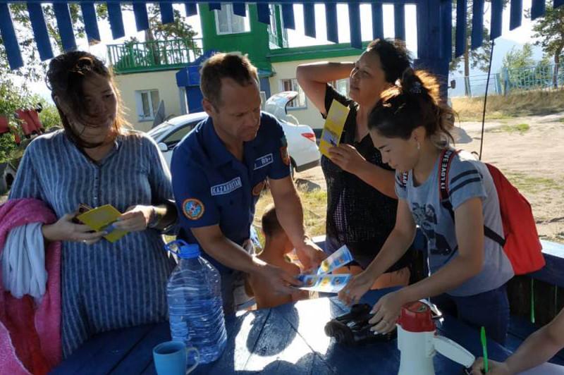 Пятеро взрослых и один ребенок спасены за один день в Бурабае