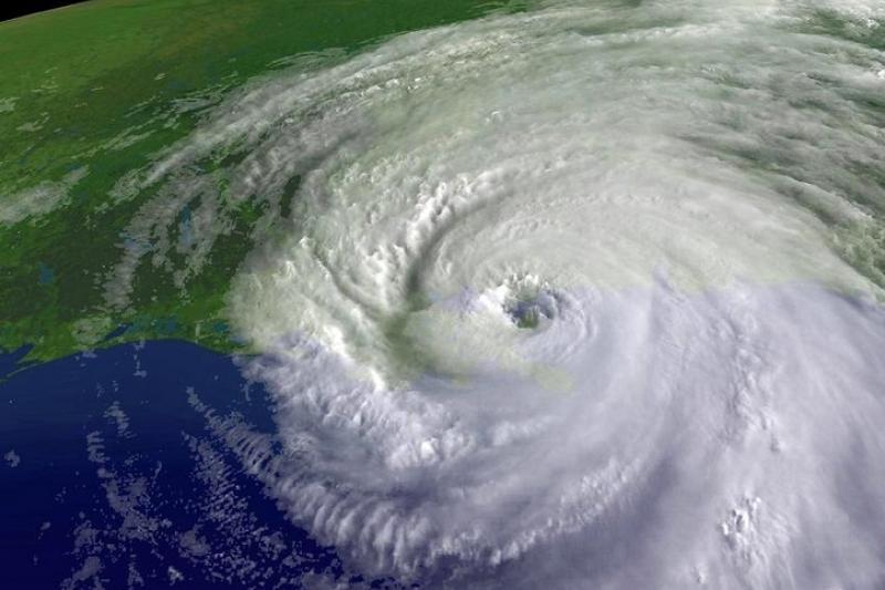 """今年第10号台风""""罗莎""""生成 太平洋上三台风""""共舞"""""""