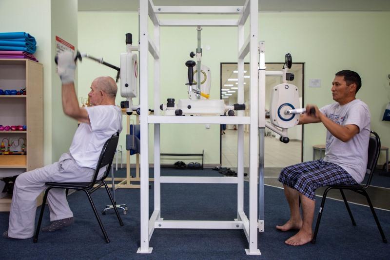 Новый нейрореабилитационный центр откроется в Караганде
