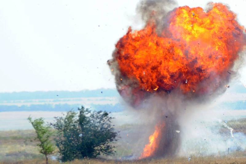 Два человека погибли при взрыве на военном полигоне в Архангельской области