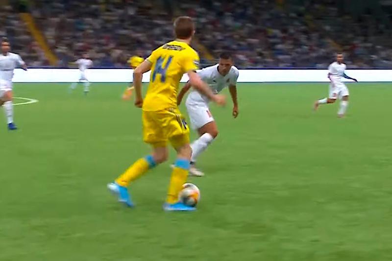 Еуропа лигасы: «Астана» мальталық клубты ірі есеппен жеңді
