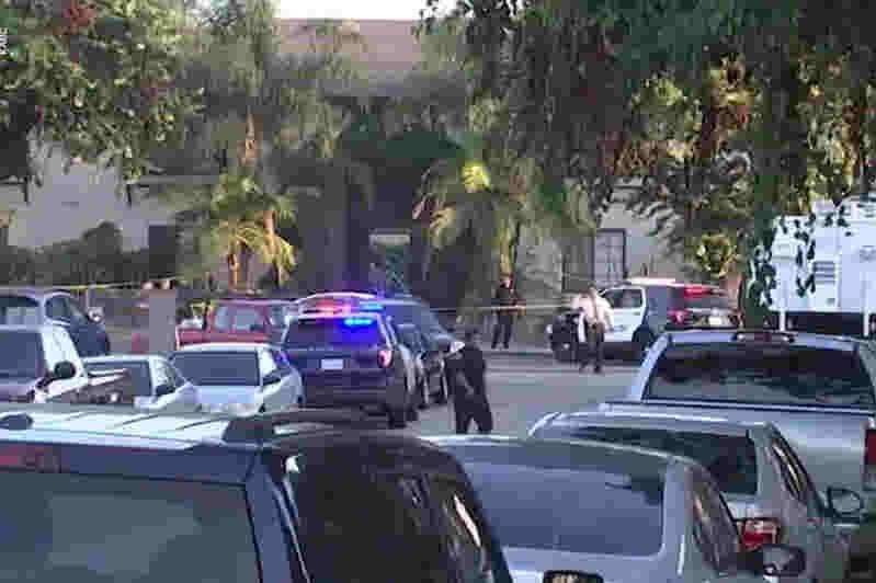 Резня в Калифорнии: 4 человека убиты, 2 ранены