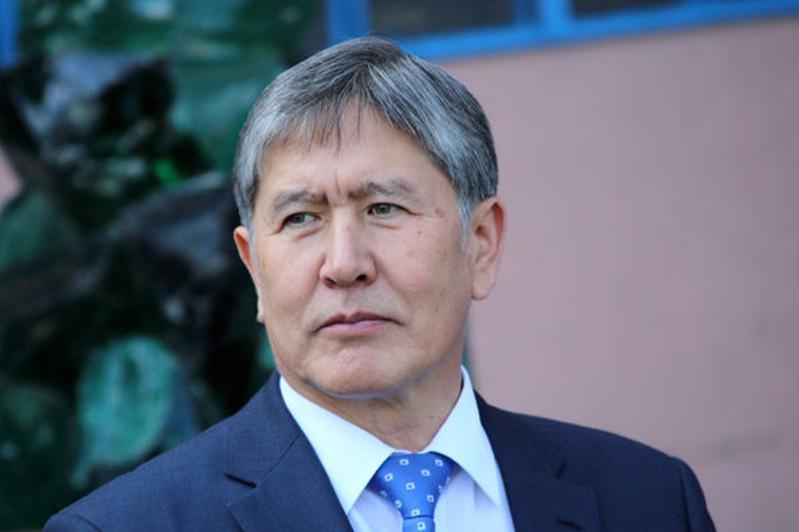 吉前总统阿坦巴耶夫被捕
