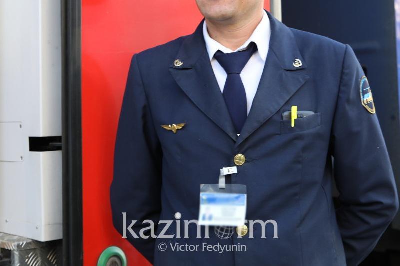 Проводник поезда перевозил наркотики в город Нур-Султан