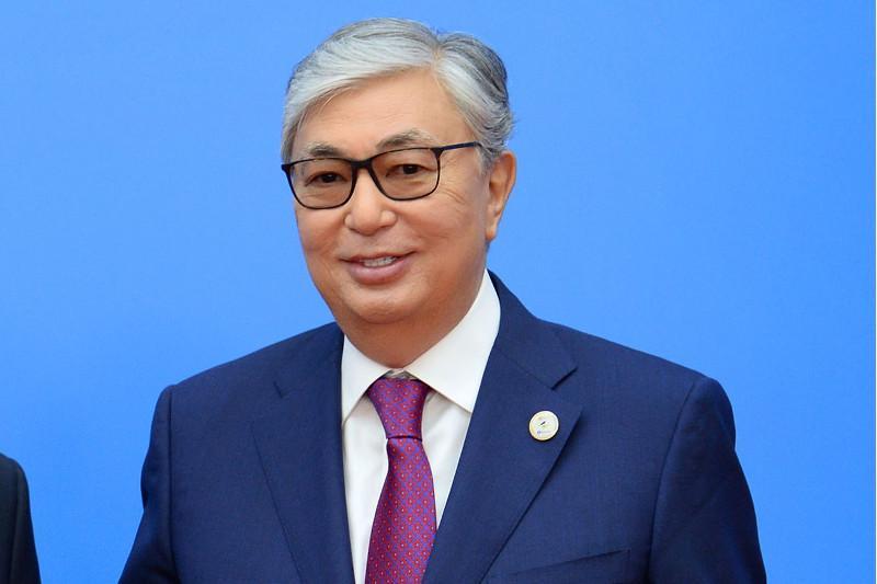 托卡耶夫总统将于9月访问中国