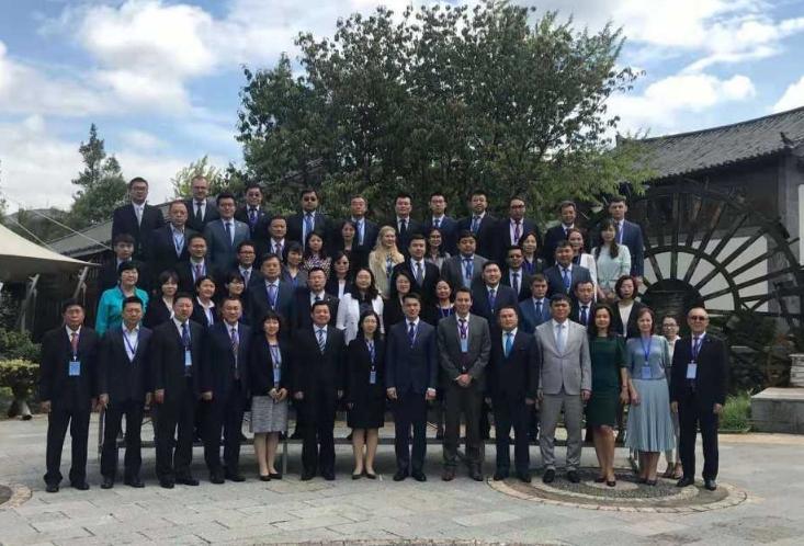 哈中合作委员会金融合作分委会举行第十次会议