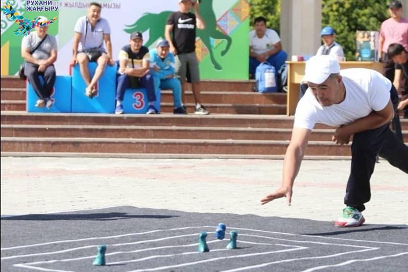 Древнюю национальную игру ботай возрождают в Северном Казахстане