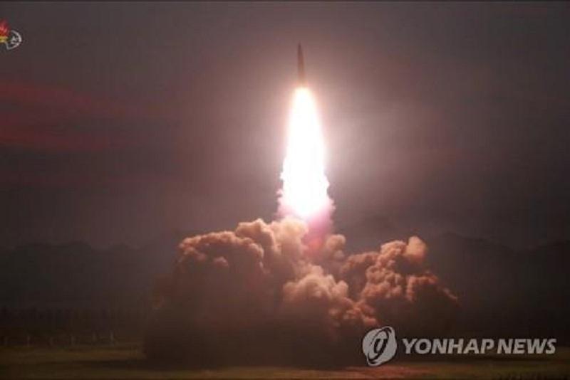 Северная Корея снова произвела запуск ракет
