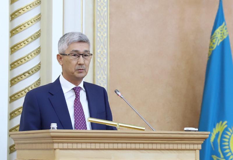 Серикбай Трумов рассказал о социальном-экономическом развитии Мангистауской области