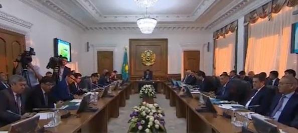 Будет разработана 3-этапная программа развития Алматинской агломерации – Бакытжан Сагинтаев