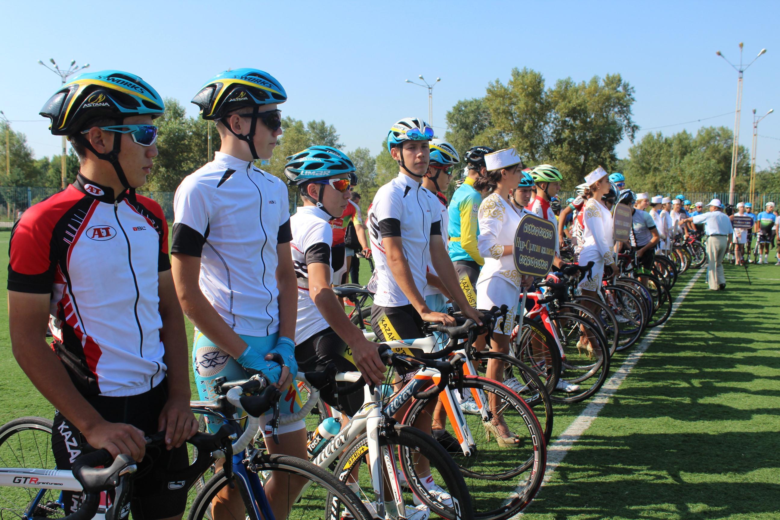 Многодневная велогонка «Школьник Казахстана – 2019» стартовала в ВКО