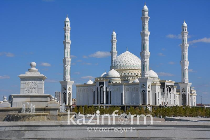 Казахстанцы отмечают праздник Курбан айт