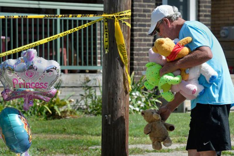 美国一家托儿所发生火灾5名儿童死亡
