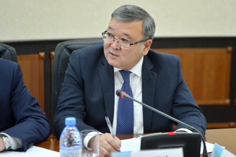 总统任命哈萨克斯坦驻白俄罗斯新任大使