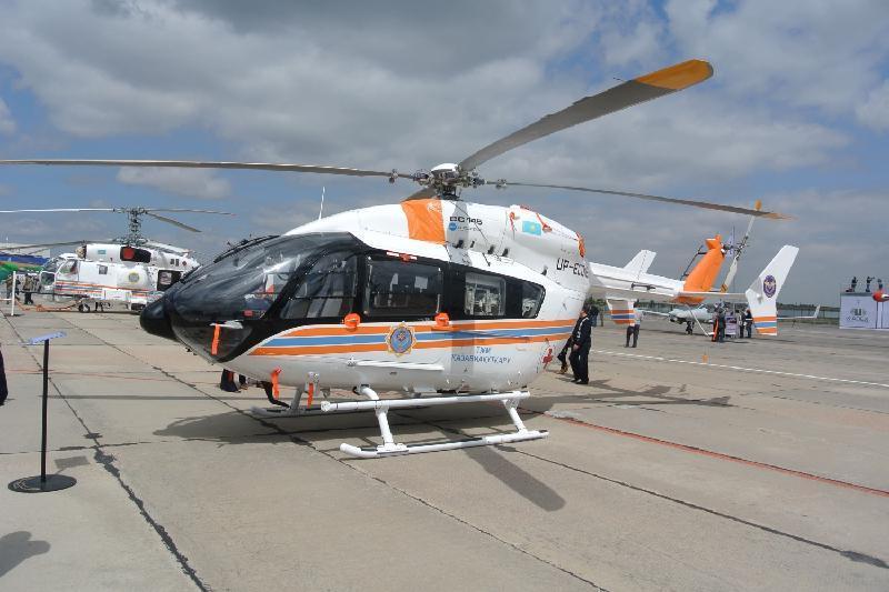 哈萨克斯坦医疗救护机今年共执行飞行任务逾1500次