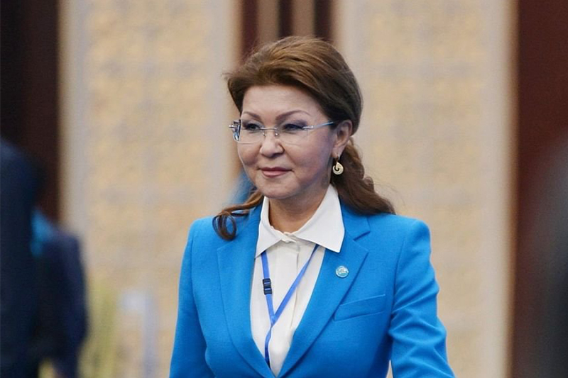 Дарига Назарбаева переназначена депутатом Сената