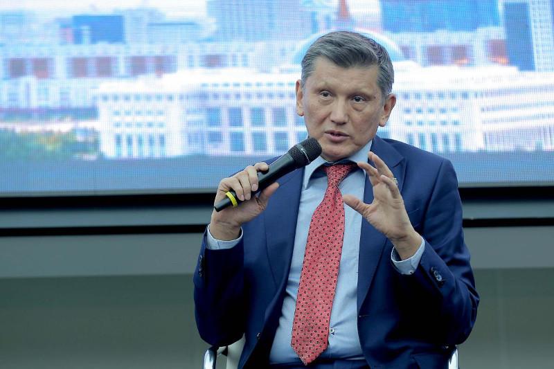 Известный журналист Нурторе Жусип назначен депутатом Сената