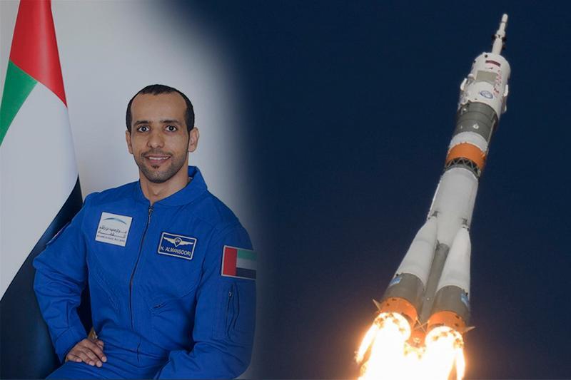 Первый космонавт ОАЭ полетит в космос на последней ракете «Союз-ФГ»