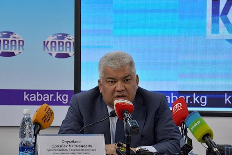 Атамбаев пытался совершить госпереворот – глава Госкомитета нацбезопасности Кыргызстана