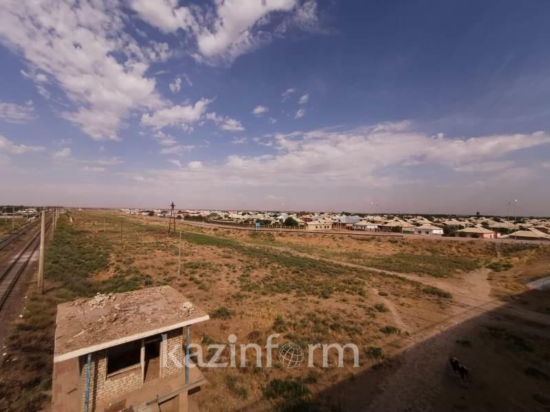 Наградами за помощь в восстановлении домов в Арыси отметили карагандинцев