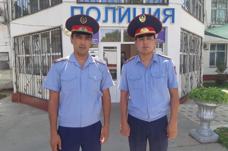 Находившегося в розыске россиянина задержали туркестанские полицейские