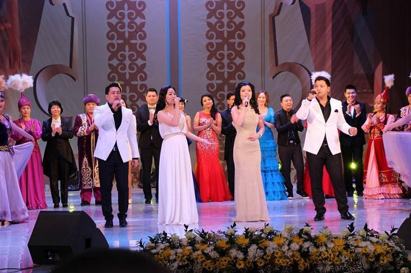 克孜勒奥尔达文艺日活动在乌兹别克斯坦举行