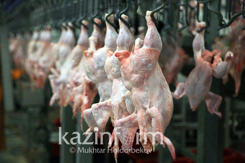 Штрафы за ценовой сговор выплатили реализаторы куриного мяса в СКО