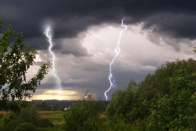 Штормовое предупреждение объявлено в Нур-Султане и пяти областях Казахстана