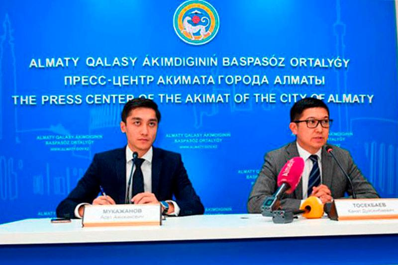 Почти 6 тысяч человек осмотрели в передвижных медицинских комплексах в Алматы
