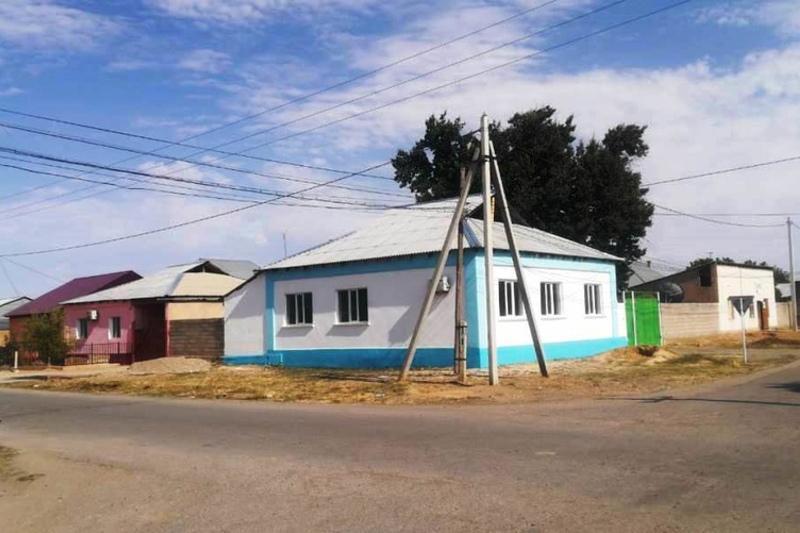 455 домов восстановили в Арыси восточноказахстанские строители