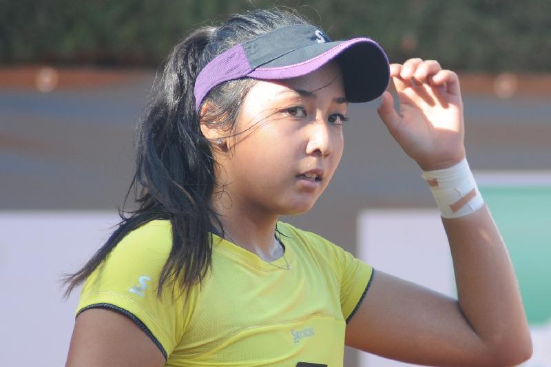 Kazakh Zarina Diyas to face tennis legend in Cincinnati