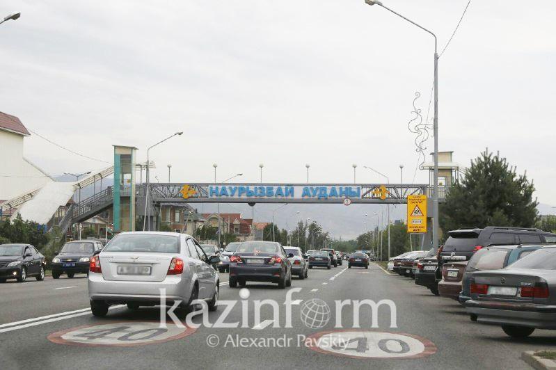 Дабыл: Алматының Наурызбай ауданында сел жүруі мүмкін