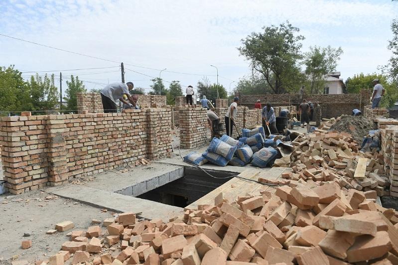 150 новых частных домов – Нур-Султан помогает Арыси в строительстве жилья