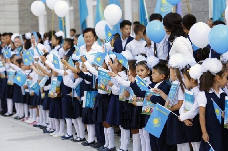 200 детей собрала в школу госкорпорация «Правительство для граждан»